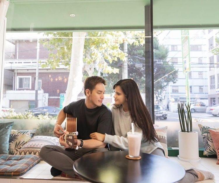 Bak Pasangan Drama Korea, 9 Potret Liburan Audi Marissa dan Kekasih