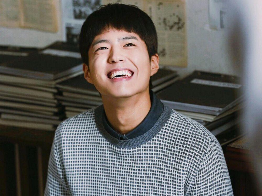 15 Transformasi Park Bo Gum, Aktor yang Dikenal Ramah dan Easy Going