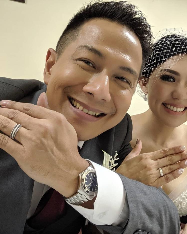 Akhirnya Sah! 8 Fakta di Balik Pernikahan Delon Thamrin-Aida Noplie