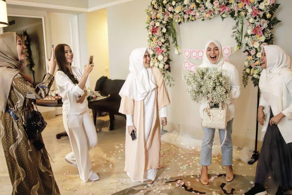 Dapat Kejutan Lagi, Ini 5 Fakta Bridal Shower Kedua Citra Kirana