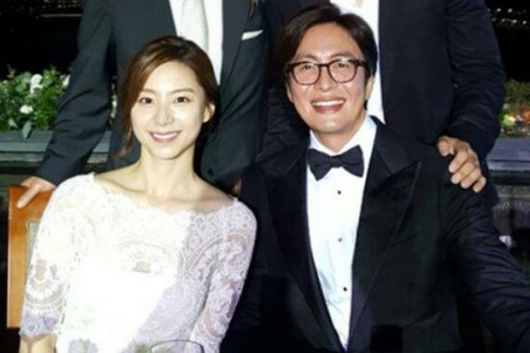 Lepas Status Single, 7 Seleb Korea Ini Menikah di Usia 40 Tahun