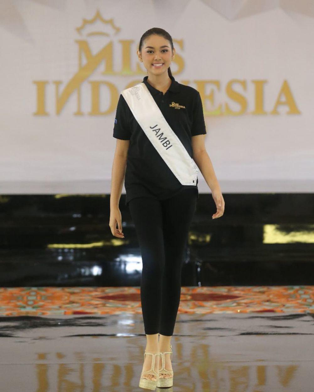 8 Fakta Princess Megonondo, Miss Indonesia 2019 yang Berprestasi