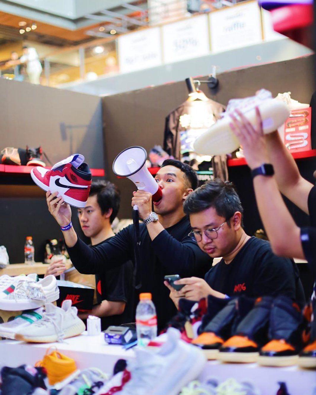 7 Momen Seru di Urban Sneaker Society 2019