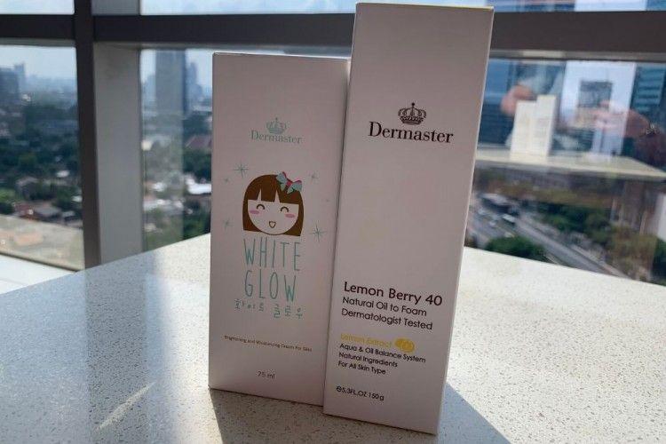Begini Review Rangkaian Skincare dari Dermaster