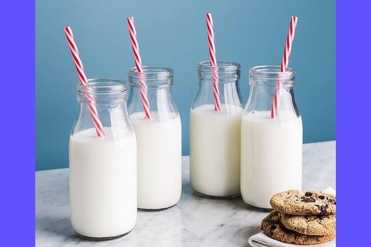 6 Hal yang Akan Terjadi Jika Kamu Hanya Minum Susu Setiap Hari
