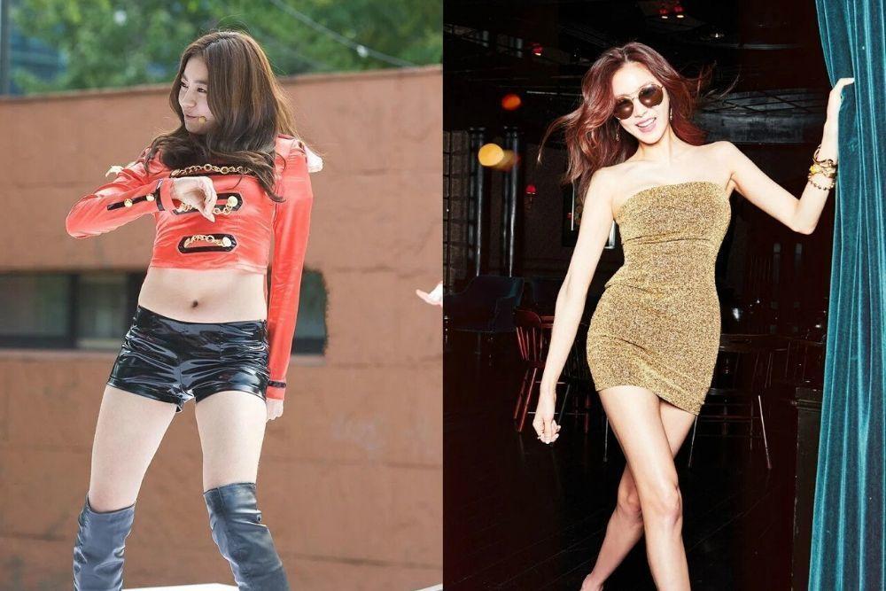 Diet Ketat, Ini 7 Artis Korea yang Berhasil Menurunkan Berat Badannya