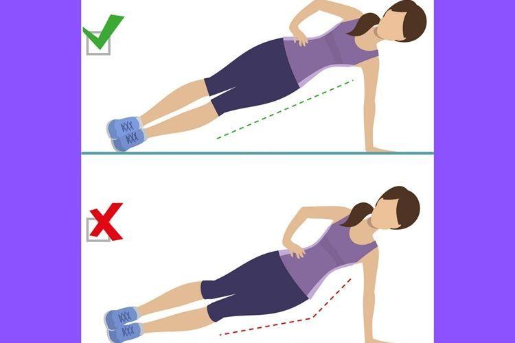 Mau Meratakan Perut dengan Plank Pose? Begini Kunci Suksesnya!