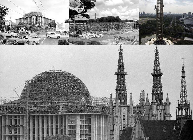7 Fakta Unik Masjid Istiqlal, Karya Terbaik Anak Pendeta
