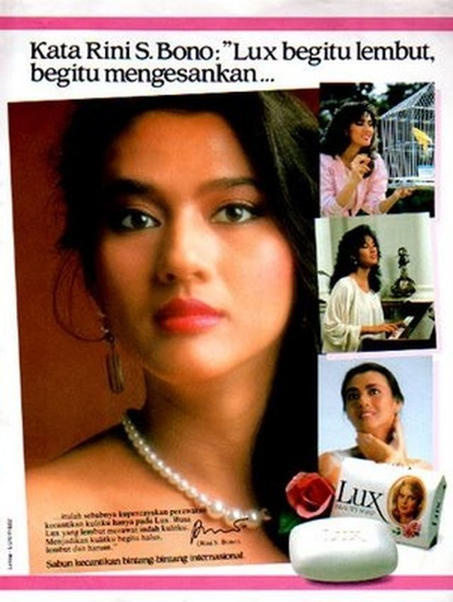 10 Potret Jadul Para Bintang Lux Era 90-an, Awet Pesonanya!
