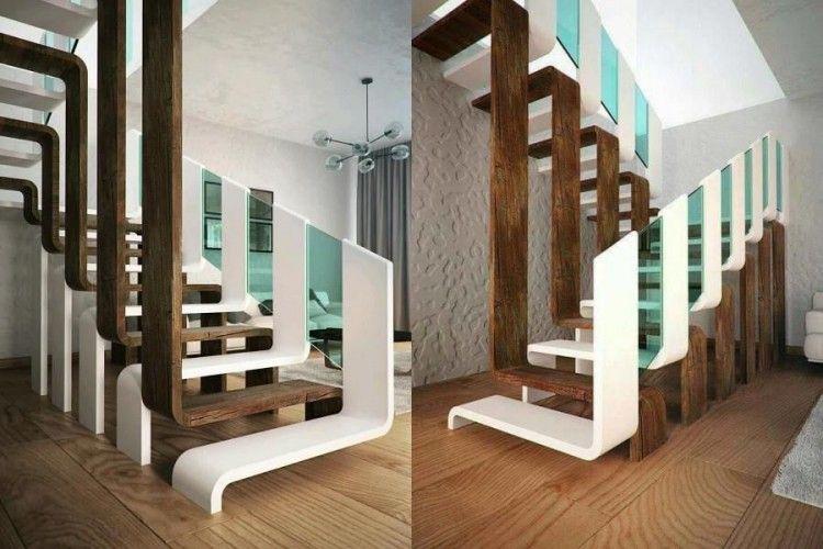 10 Desain Tangga Unik untuk Inspirasi Rumah Masa Depanmu!
