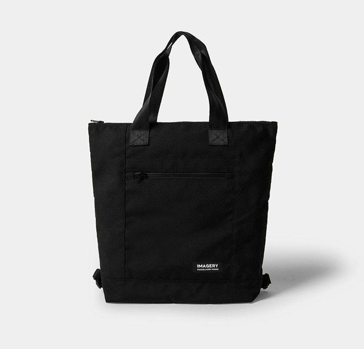 #PopbelaOOTD: Makin Kece Pakai Tote Bag Kanvas Buat ke Kampus