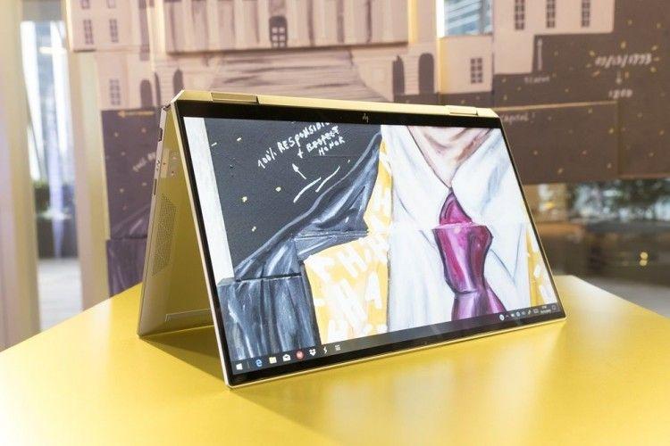 Cocok untuk Si Super Sibuk, Spesifikasi & Harga Laptop HP Spectre X360