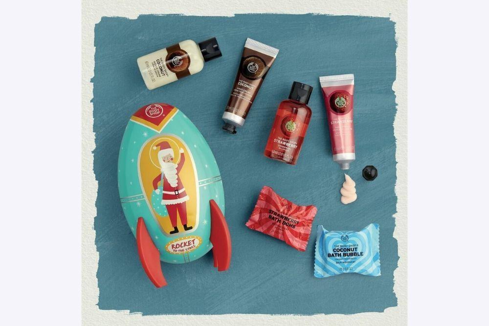 Sambut Natal, Ini Koleksi Spesial dari The Body Shop