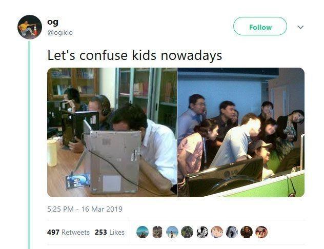 12 Meme Let's Confuse Kids Nowadays yang Bikin Nostalgia