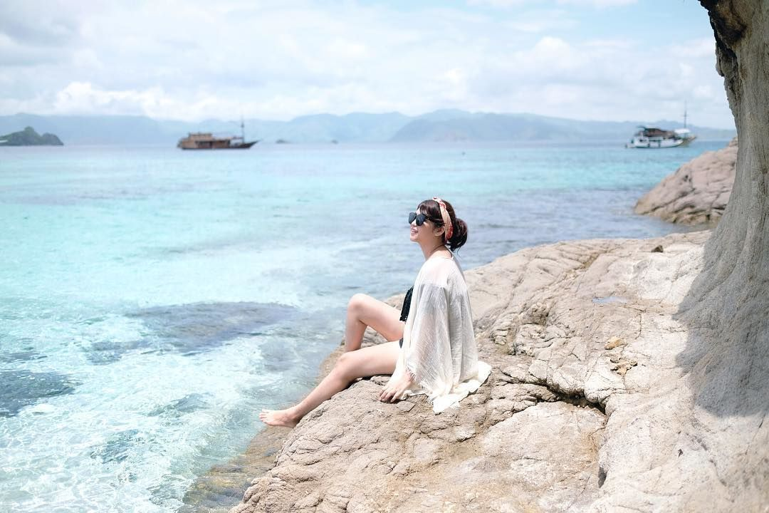 Keseruan Travelling bareng Dewi Paramita, Bisa Jadi Inspirasi Kamu Nih