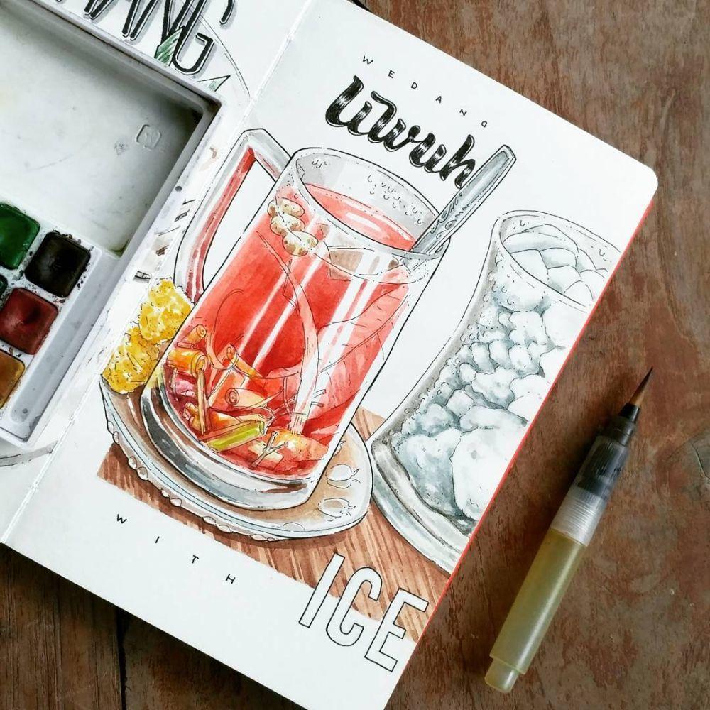11 Ilustrator Indonesia Yang Karyanya Mendunia Keren Ban