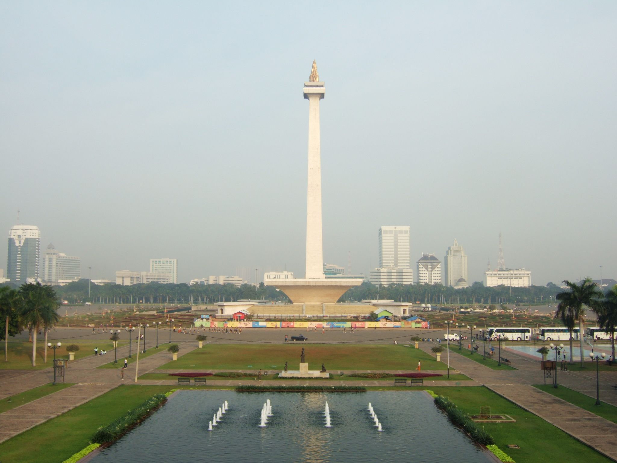 Ikon Jakarta, Ini 7 Fakta Unik Tentang Monas yang Jarang Diketahui