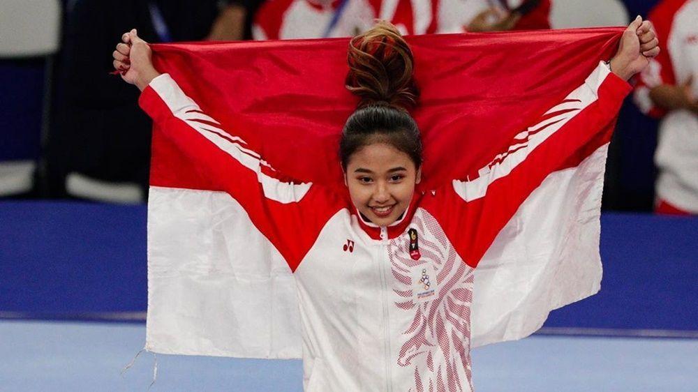 4 Atlet Perempuan Indonesia yang Berhasil Raih Emas di SEA Games 2019
