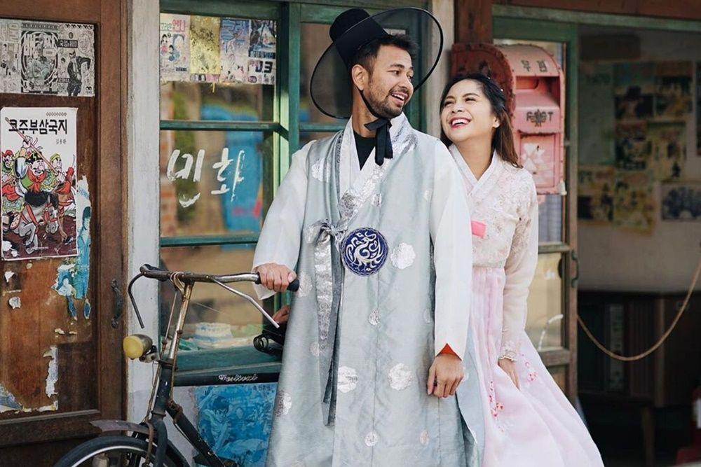 Mirip Drama, Ini Potret Liburan Raffi Ahmad & Nagita Slavina di Korea