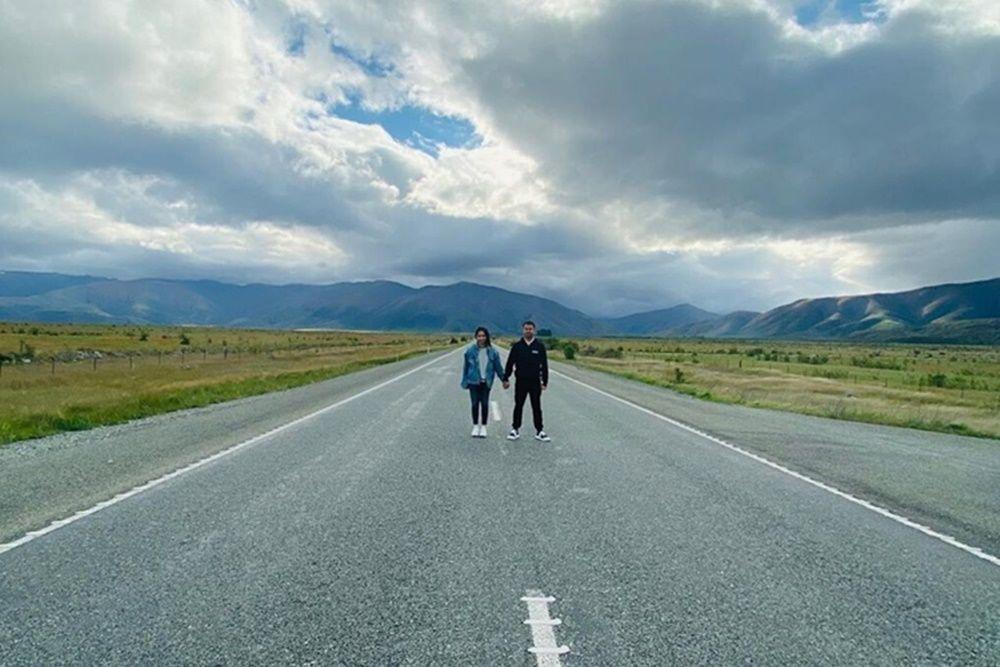 Penuh Keindahan! Ini Potret Raffi Ahmad & Keluarga di New Zealand