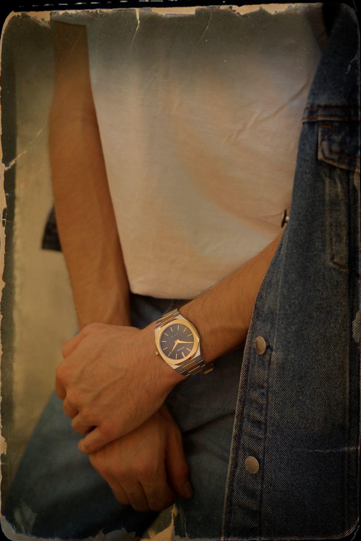 Jam Tangan a la 70an Karya D1 Milano yang Timeless Banget!