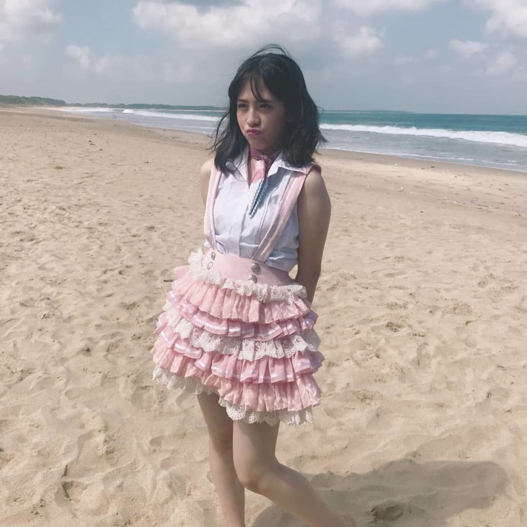 Lulus dari JKT48, Ini Transformasi Gaya Zara Di Awal Karir hingga Kini