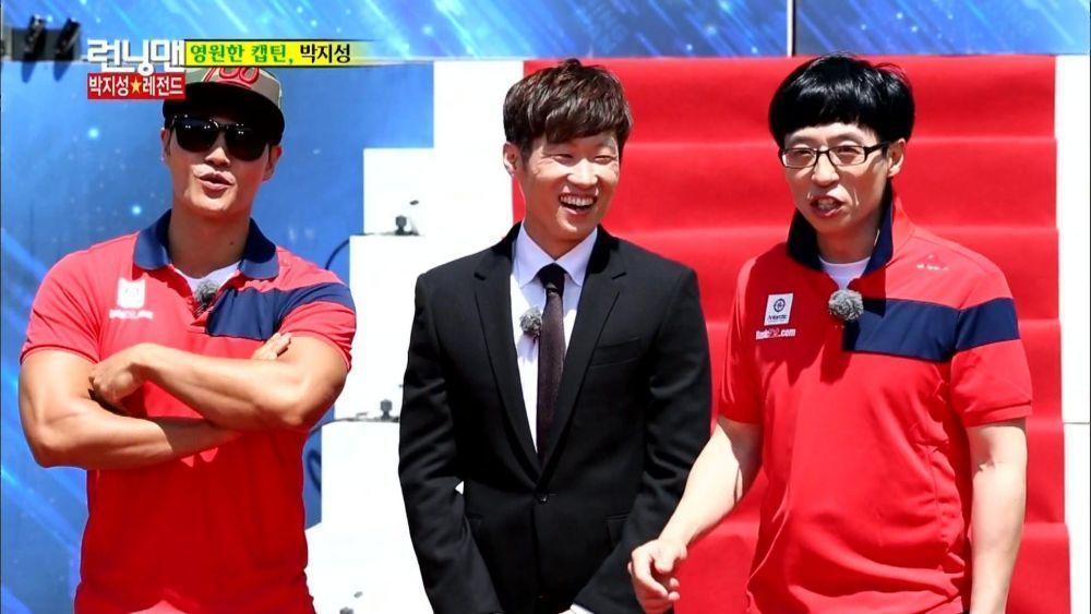 10 Bintang Tamu yang Paling Sering Muncul di Episode Running Man
