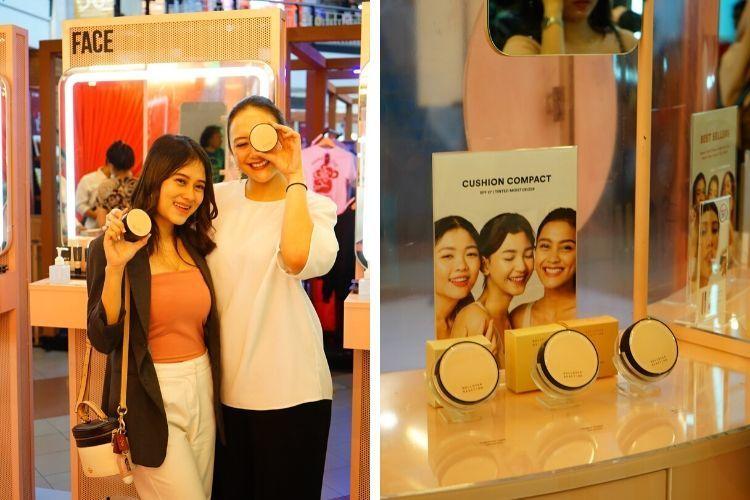 Begini Keseruan Pop-up Store Rollover Reactiondi Makassar