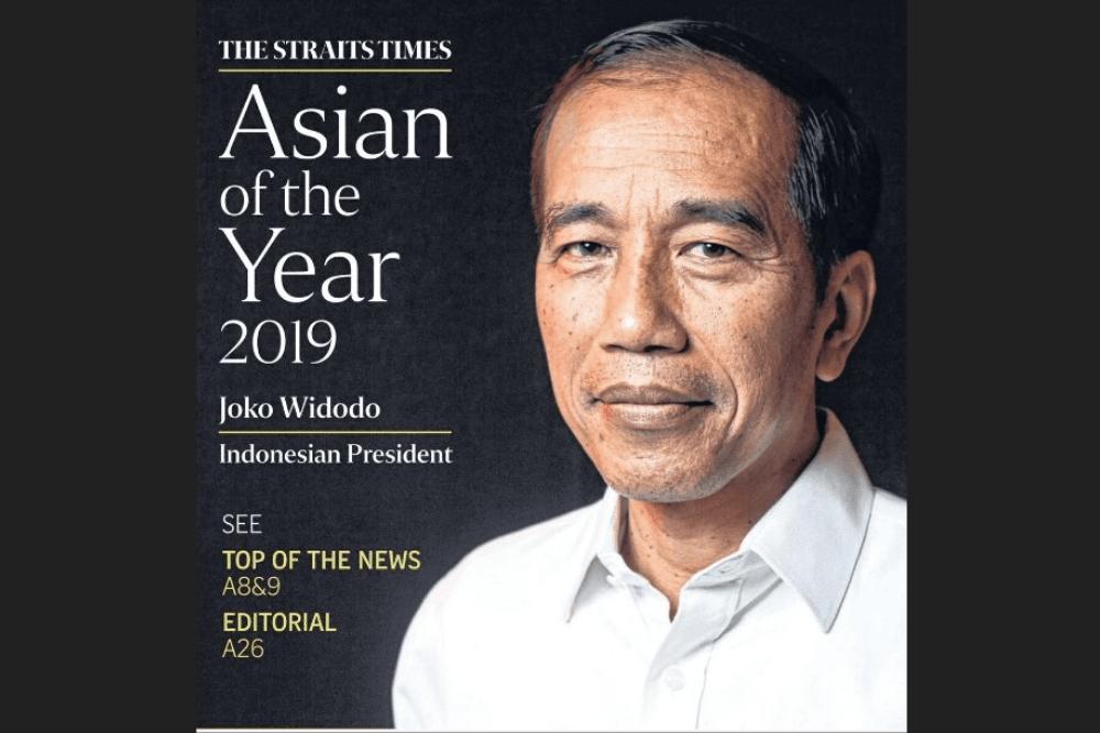 Selain 'Asian of The Year 2019', Ini Deretan Prestasi yang Jokowi Raih
