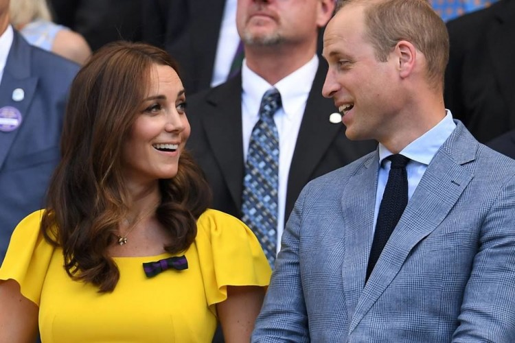 Ini Panggilan Sayang Kate Middleton ke Pangeran William
