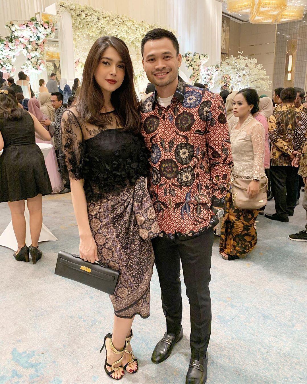 Deretan Seleb di Resepsi Citra Kirana & Rezky Aditya di Jakarta