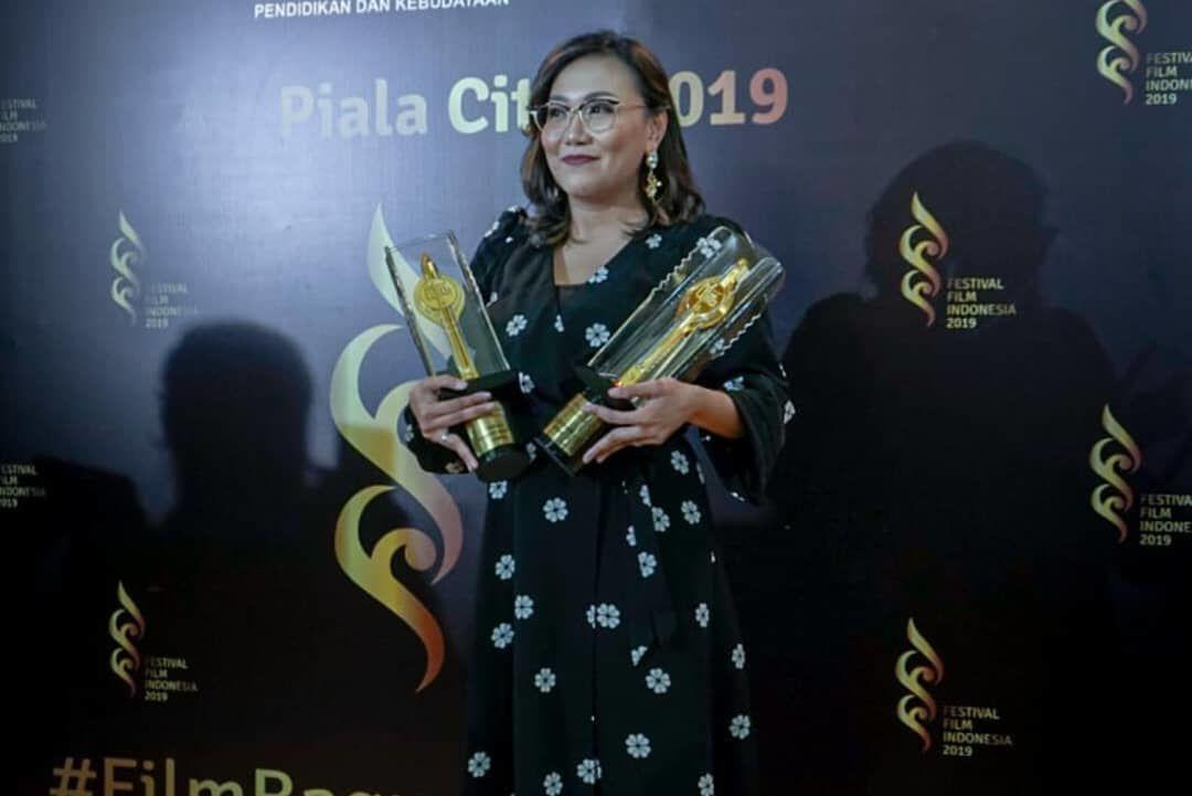 Gaya Terbaik Para Artis di Karpet Merah Festival Film Indonesia 2019