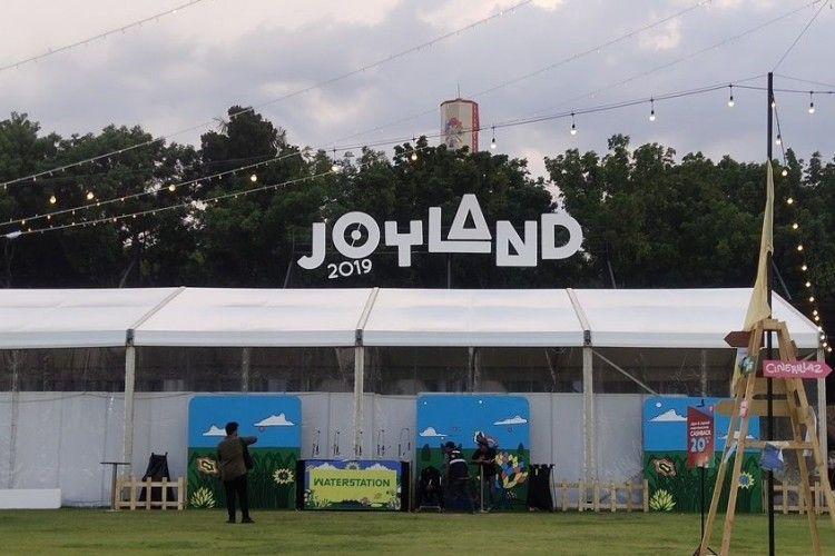 Joyland Festival, Tempat Bersenang-senang untuk Semua Kalangan