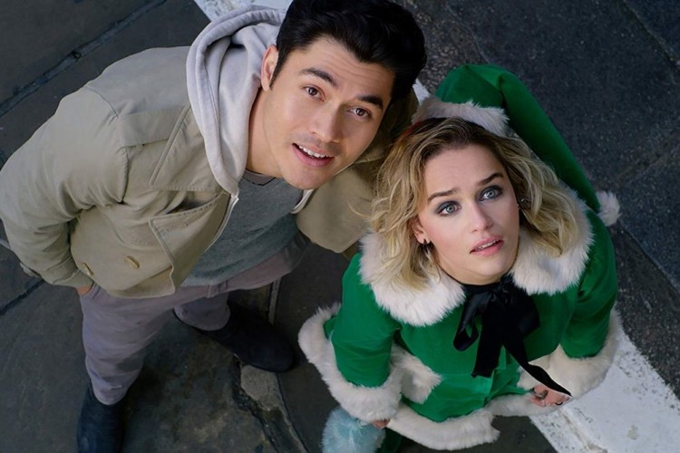 Review Film Last Christmas: Momen Natal Manis yang Sukses Bikin Nangis