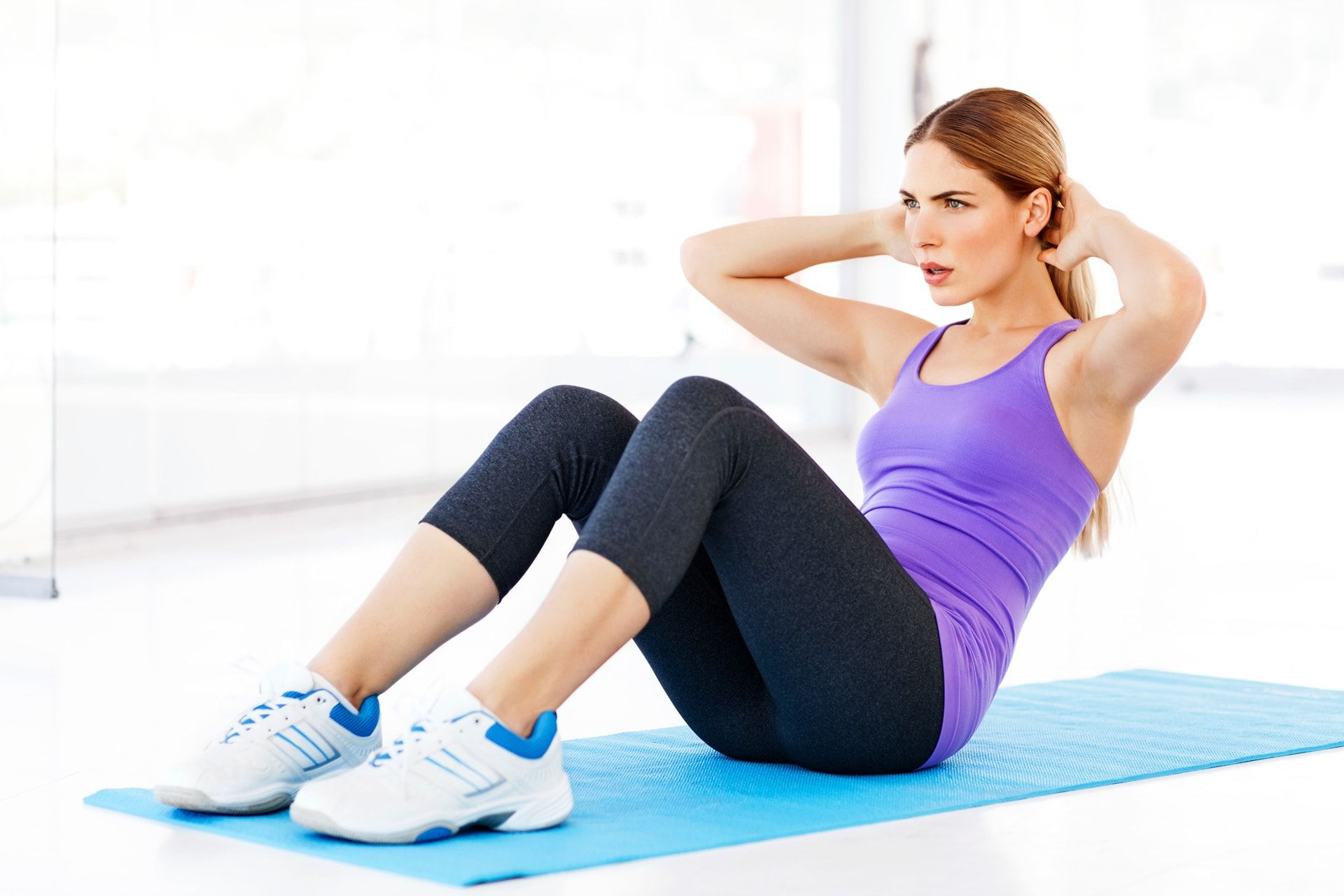 5 Workout yang Dapat Membentuk Otot Perut Dalam Sebulan, Cobain Deh!