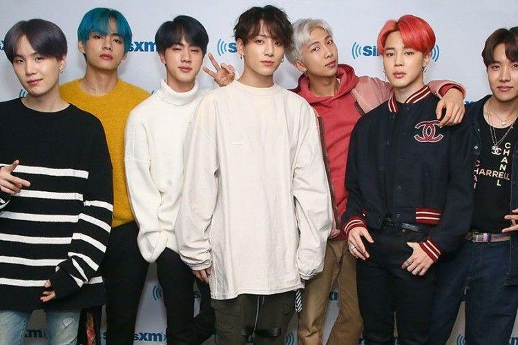 BTS Diduga Tuntut Agensi karena Gaji, Ini Kejadian Sebenarnya