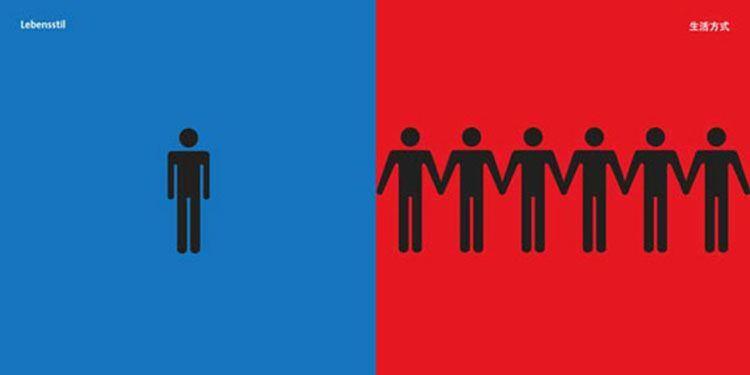 10 Infografis Ini Gambarkan Perbedaan Budaya di Jerman dan Tiongkok