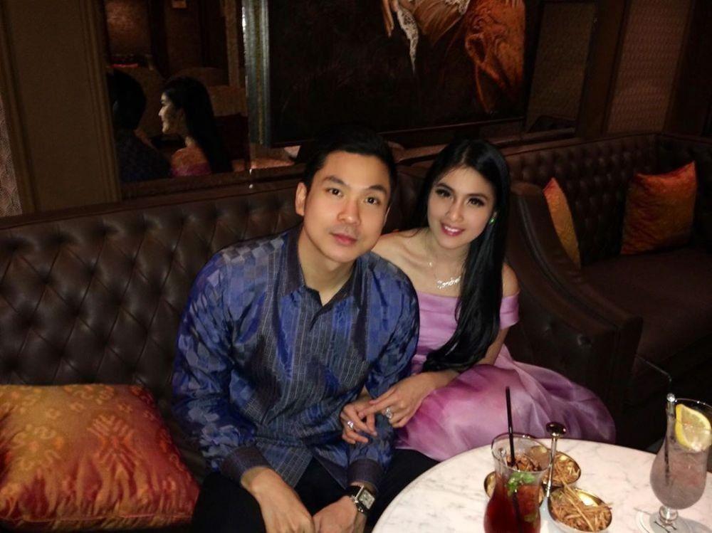 3 Tahun Menikah, 10 Momen Romantis Sandra Dewi & Harvey Moeis