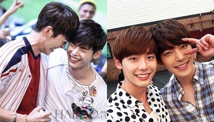 Bromance! Ini 10 Persahabatan Seleb Korea yang Terjalin Lewat K-Drama