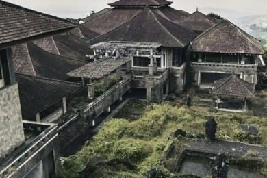 10 Tempat Wisata Horor Bali Bikin Kamu Susah Tidur
