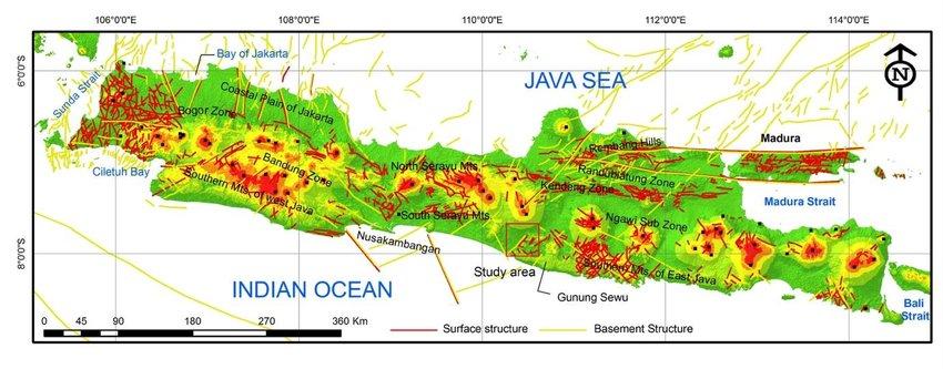 Pulau Jawa Berisiko Mengalami Bencana Katastrofe Gempa, Ini 9 Faktanya