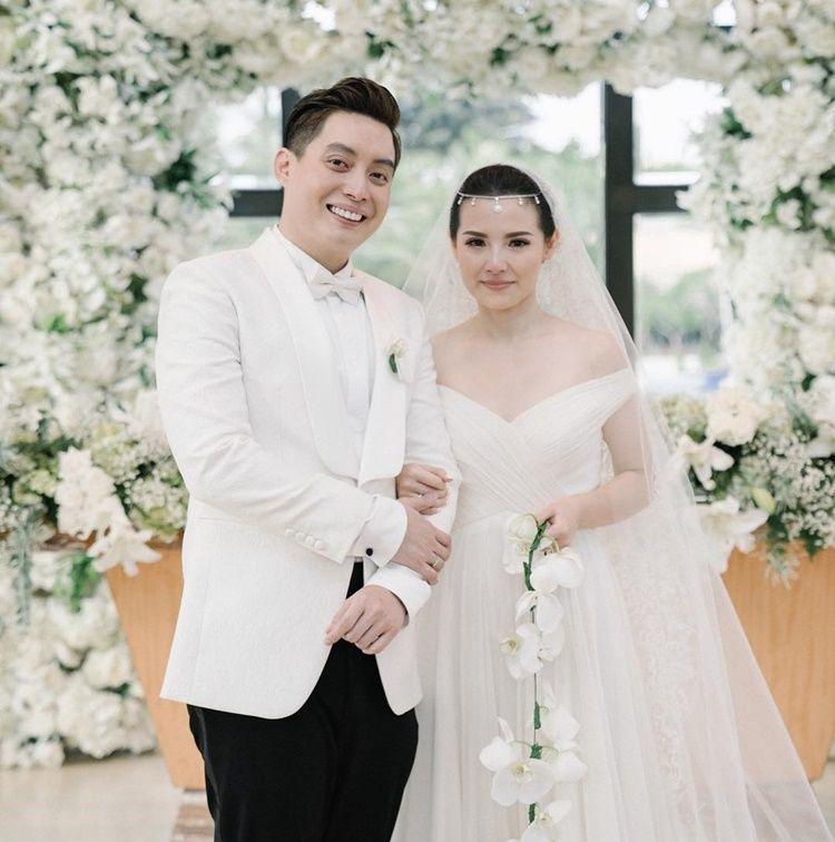 30 Artis Indonesia Yang Menikah Di Tahun 2019 Curi Perhatian