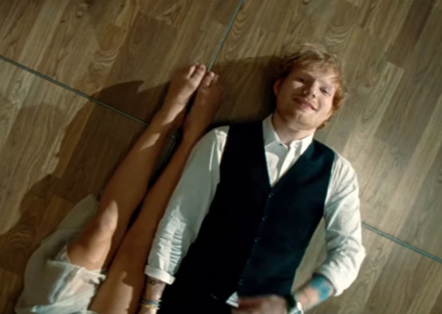 Lirik Lagu Thinking Out Loud - Ed Sheeran