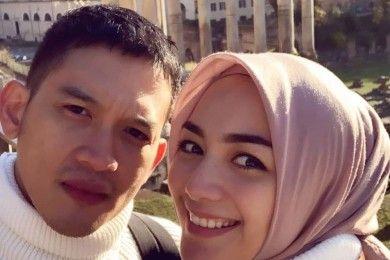 10 Momen Mesra Citra Kirana & Rezky Aditya Saat Bulan Madu Italia