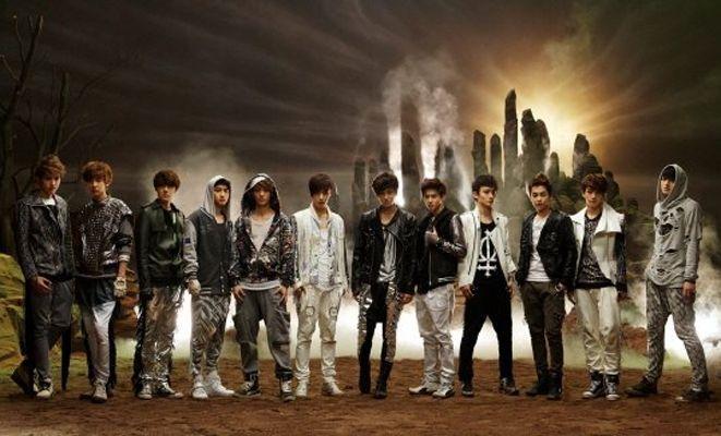 Ini Perjalanan 7 Tahun Karir Boyband EXO, Penuh Prestasi