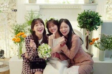 Anti-Toxic, 7 Trio Sahabat A la K-Drama ini Cocok Jadi Panutan