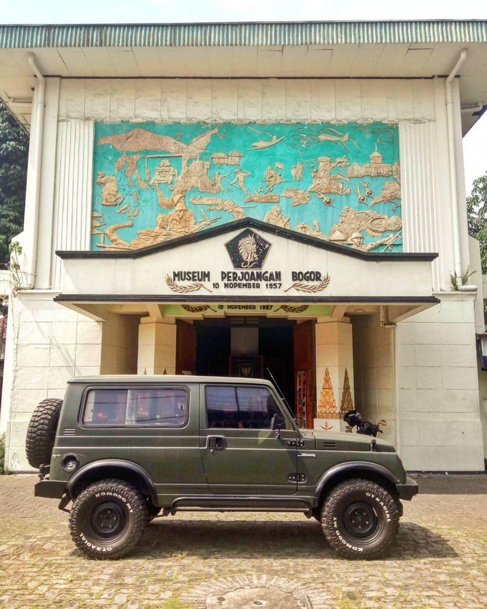 10 Destinasi Wisata Horor di Bogor, Ada Gerbang Menuju Kerajaan Gaib
