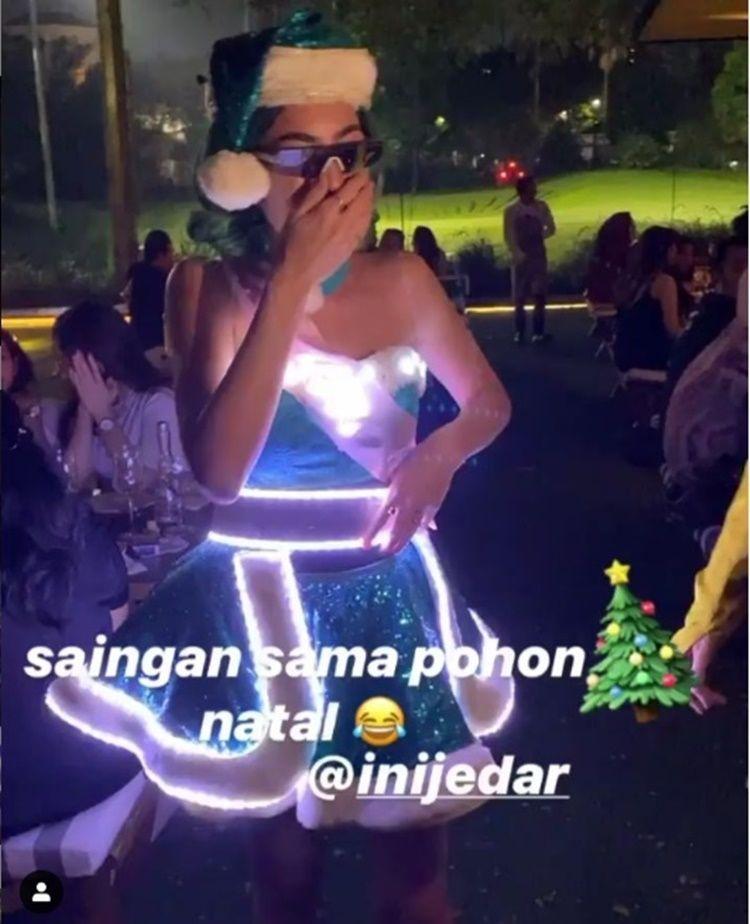 5 Fakta Bridal Shower Jessica Iskandar, Didandani Bak Pohon Natal!