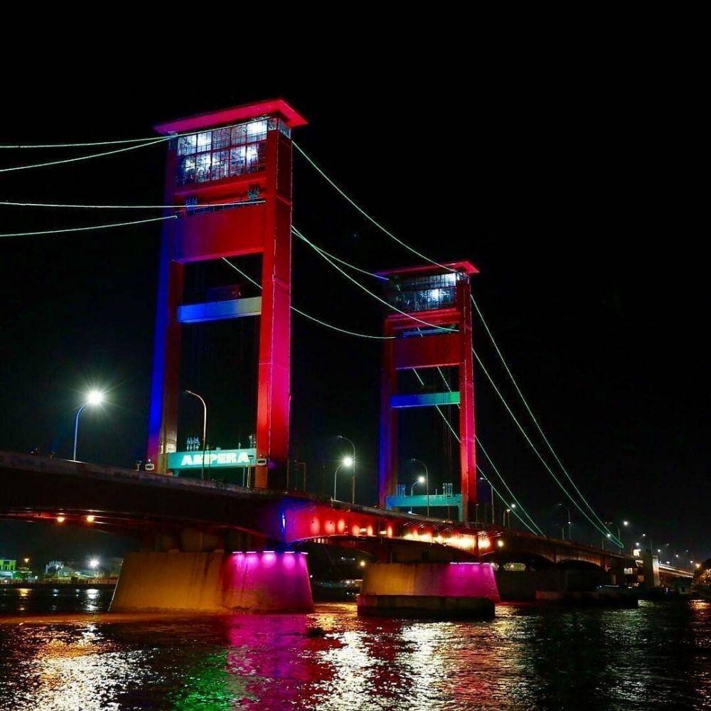 10 Lokasi Horor yang Terkenal di Palembang, Berani ke Sini Sendirian?