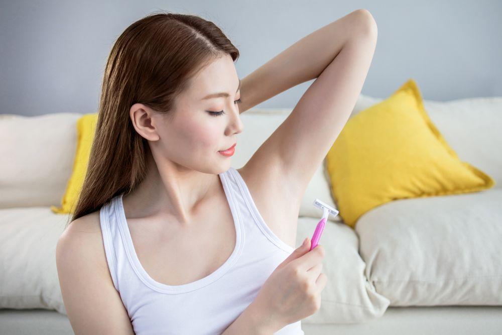 5 Mitos tentang Cara Mencukur Bulu Ketiak Ini Masih Kamu Percayai?
